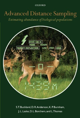 9780199225873: Advanced Distance Sampling: Estimating abundance of biological populations