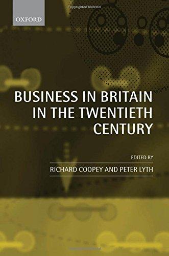 9780199226009: Business in Britain in the Twentieth Century: Decline and Renaissance?