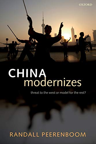 9780199226122: China Modernizes: Threat to the West or Model for the Rest?