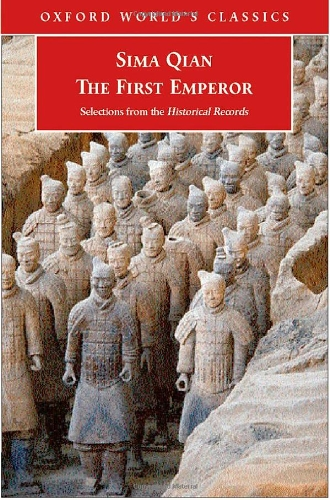 9780199226344: The First Emperor: Selections from the Historical Records (Oxford World's Classics)