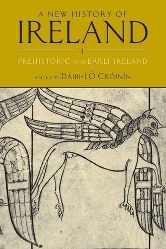9780199226658: A New History of Ireland, Volume I: Prehistoric and Early Ireland