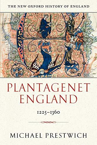 9780199226870: Plantagenet England: 1225-1360 (New Oxford History of England)