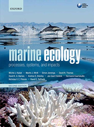 9780199227020: Marine Ecology: Processes, Systems, and Impacts