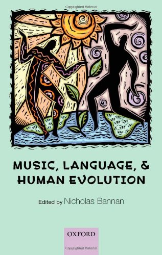 9780199227341: Music, Language, and Human Evolution