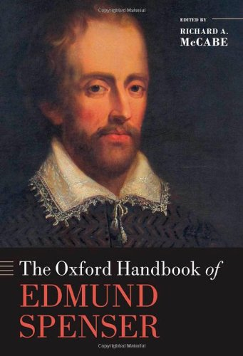 9780199227365: The Oxford Handbook of Edmund Spenser (Oxford Handbooks of Literature)