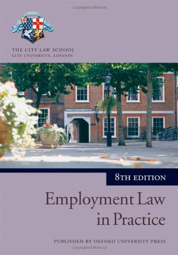 9780199227549: Employment Law in Practice