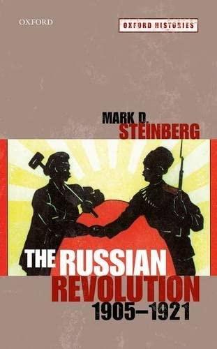 9780199227631: The Russian Revolution, 1905-1921 (Oxford Histories)