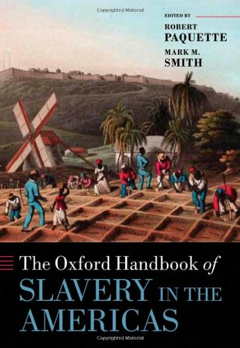9780199227990: The Oxford Handbook of Slavery in the Americas (Oxford Handbooks)