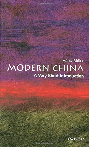9780199228027: Modern China: A Very Short Introduction
