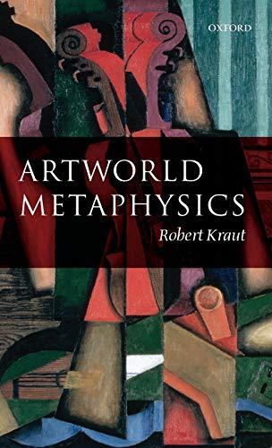 9780199228126: Artworld Metaphysics
