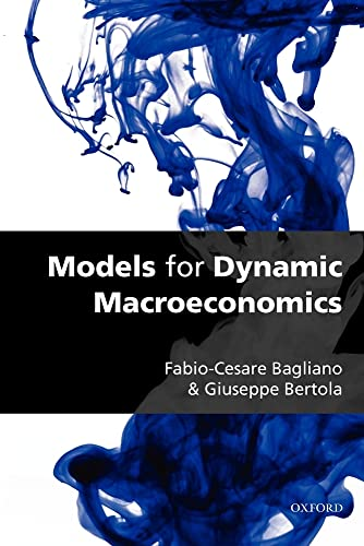 9780199228324: Models for Dynamic Macroeconomics