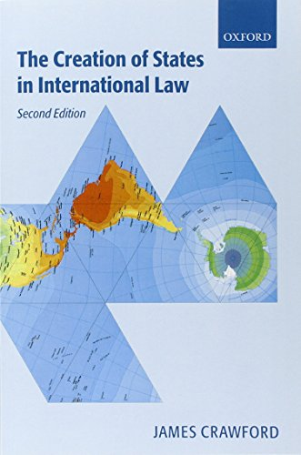 9780199228423: The Creation of States in International Law