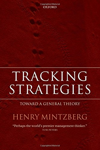 9780199228508: Tracking Strategies: Toward a General Theory