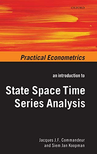 9780199228874: An Introduction to State Space Time Series Analysis