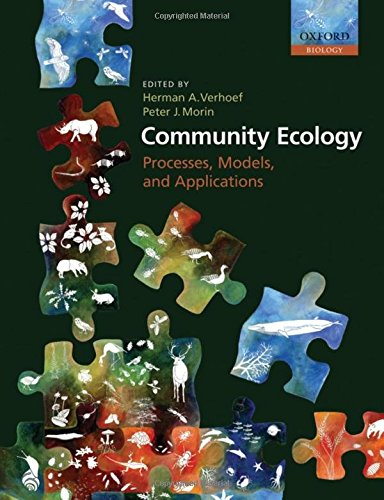 9780199228973: Community Ecology: Processes, Models, and Applications
