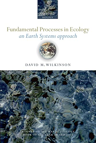 9780199229062: Fundamental Processes in Ecology: An Earth Systems Approach