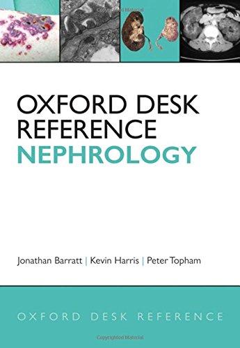 9780199229567: Oxford Desk Reference: Nephrology