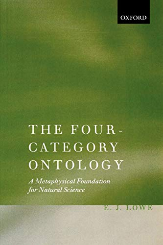 9780199229819: The Four-Category Ontology: A Metaphysical Foundation for Natural Science