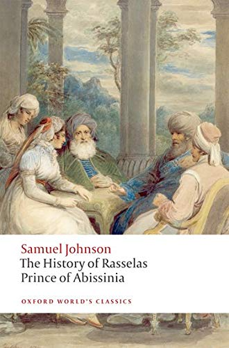 9780199229970: The History of Rasselas, Prince of Abissinia (Oxford World's Classics)