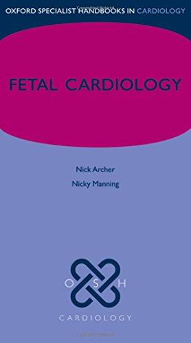 9780199230709: Fetal Cardiology (Oxford Specialist Handbooks in Cardiology)