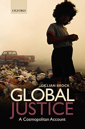 9780199230945: Global Justice: A Cosmopolitan Account