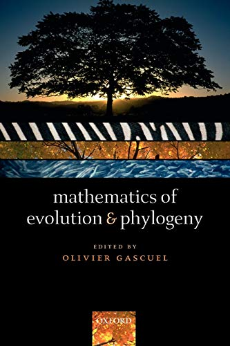 9780199231348: Mathematics of Evolution and Phylogeny