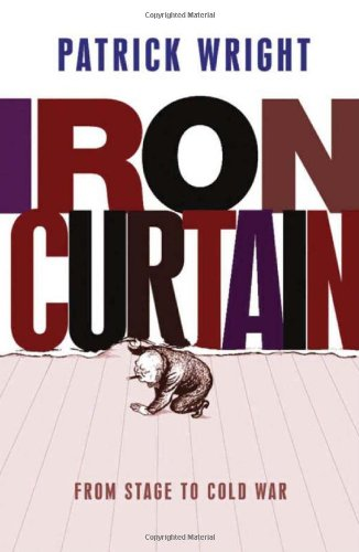 9780199231508: Iron Curtain: From Stage to Cold War