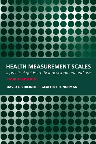 9780199231881: Health Measurement Scales: A practical guide to their development and use