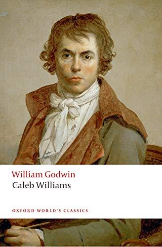 9780199232062: Caleb Williams (Oxford World's Classics)