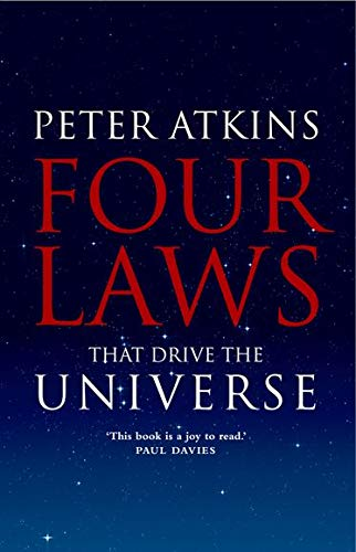 9780199232369: Four Laws That Drive the Universe (Very Short Introductions)