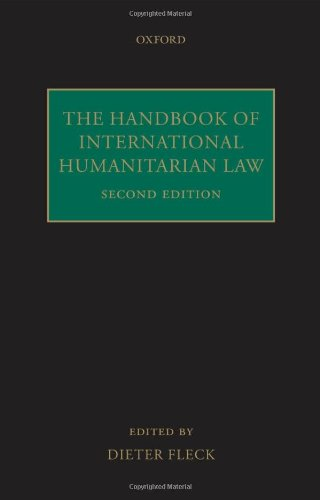 9780199232505: The Handbook of Humanitarian Law in Armed Conflicts