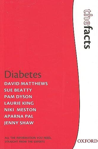 Diabetes (Facts): David Matthews, Niki