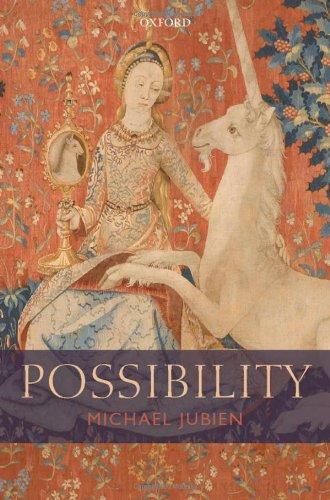 Possibility.: Jubien, Michael.
