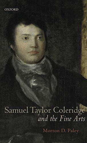 9780199233052: Samuel Taylor Coleridge and the Fine Arts