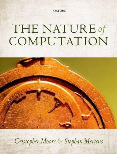 9780199233212: The Nature of Computation