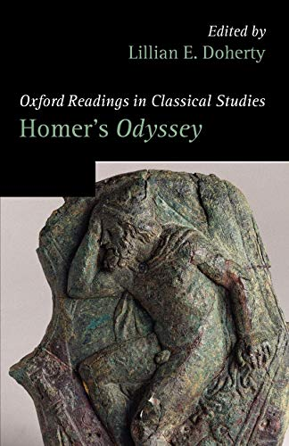 9780199233335: Homer's Odyssey (Oxford Readings in Classical Studies)