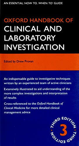 9780199233717: Oxford Handbook of Clinical and Laboratory Investigation (Oxford Medical Handbooks)