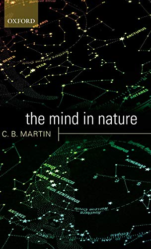 9780199234103: The Mind in Nature