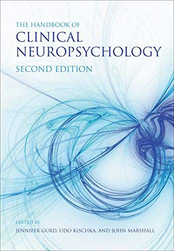 9780199234110: The Handbook of Clinical Neuropsychology