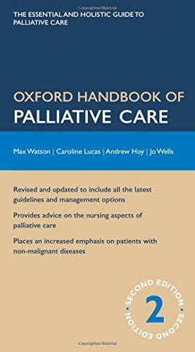 9780199234356: Oxford Handbook of Palliative Care (Oxford Medical Handbooks)