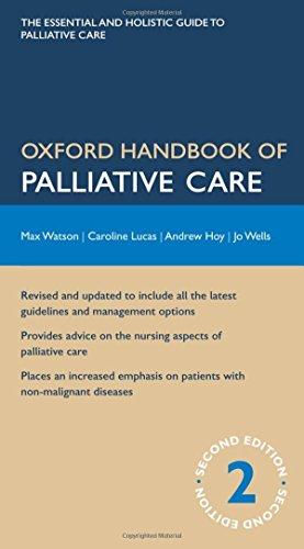 9780199234356: Oxford Handbook of Palliative Care
