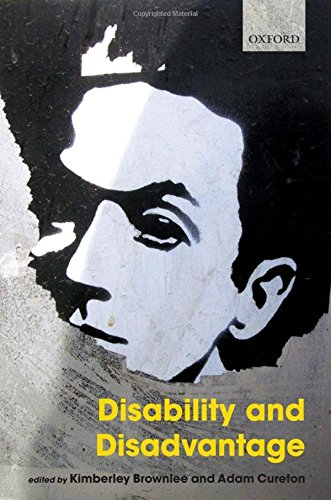9780199234509: Disability and Disadvantage