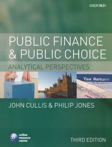 9780199234783: Public Finance and Public Choice: Analytical Perspectives