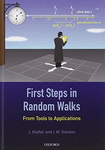 9780199234868: First Steps in Random Walks: From Tools to Applications
