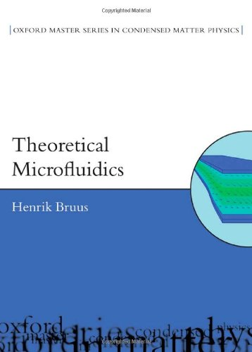 9780199235087: Theoretical Microfluidics (Oxford Master Series in Physics)