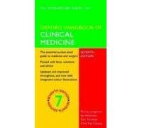 9780199235131: OXFORD HANDBOOK OF CLINICAL MEDICINE-PAPERBACK-INDIAN EDITION-IDENTICAL TO UK EDITION INSIDE-SAVE ?�?�?�?�?� (OXFORD HANDBOOKS)