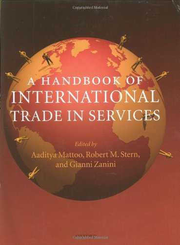 9780199235216: A Handbook of International Trade in Services