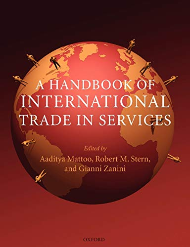 9780199235223: A Handbook of International Trade in Services