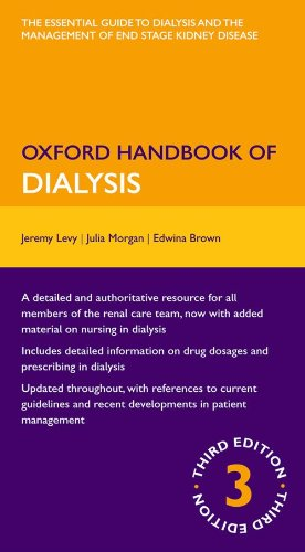 9780199235285: Oxford Handbook of Dialysis (Oxford Medical Handbooks)