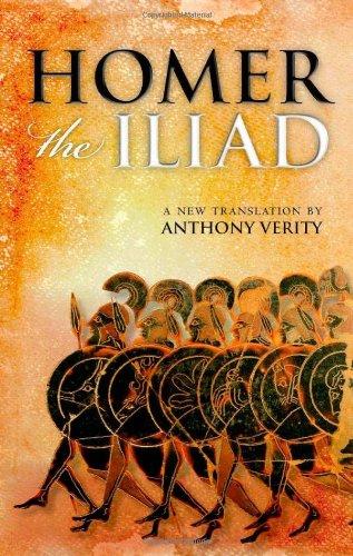 9780199235483: The Iliad (Oxford World's Classics)